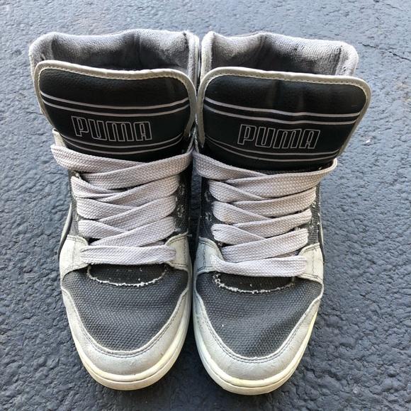 Puma Shoes | Mens Puma High Tops Shoes